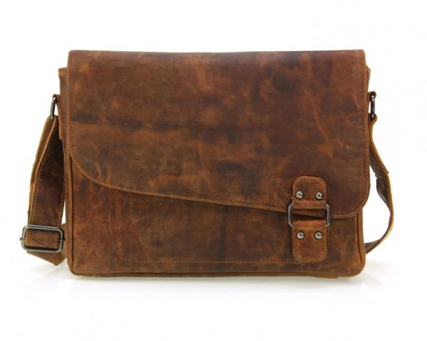 301837 Messenger-Bag Umhängetasche Überschlagtasche