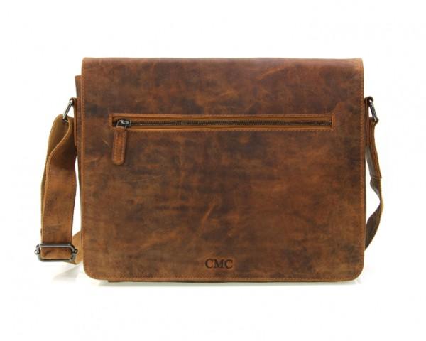 300588 Messenger-Bag Umhängetasche Überschlagtasche