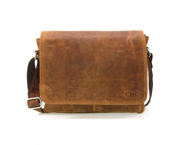 310113 Messenger-Bag Umhängetasche Überschlagtasche