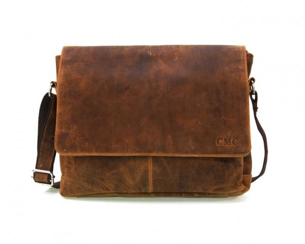 350115 Messenger-Bag Umhängetasche Überschlagtasche