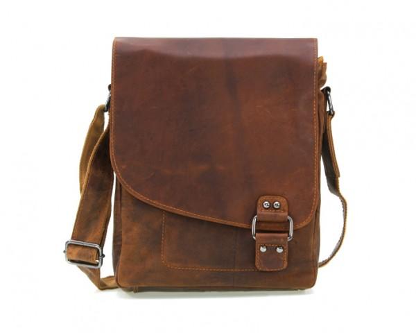 350836 Messenger-Bag Umhängetasche Überschlagtasche