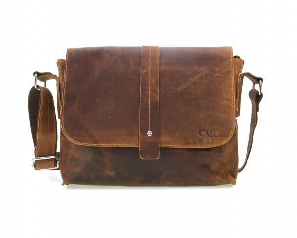 351315 Messenger-Bag Umhängetasche Überschlagtasche