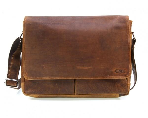 350117 Messenger-Bag Umhängetasche Überschlagtasche